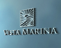 Vista Marina Brand Identity