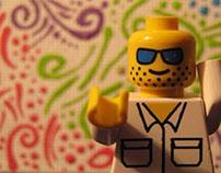 Legoman Gone Wild