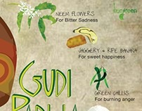 Hara Chulha Posters & Menu Card