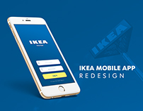 Ikea Mobile App redesign