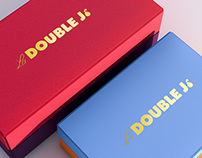 LaDoubleJ - Brand Identity & Packaging
