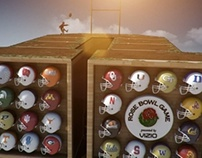 "ESPN U ""Rose Bowl"" Network ID"