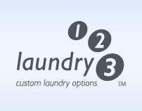Laundry 1-2-3 Microsite