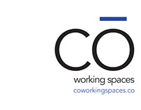 CoWorking Spaces Logo