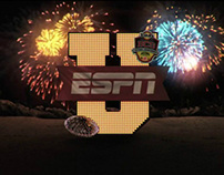 "ESPN U ""BCS Bowl"" Network ID"