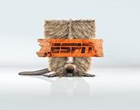 """ESPN U """"Mascots"""""""