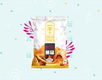 Chipchas Re-branding