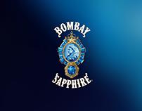 Bombay Sapphire Underground Campaign