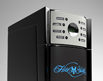 Coffee machine for hotel Yalta Intourist