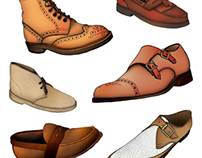 The Mod Shoe Collection