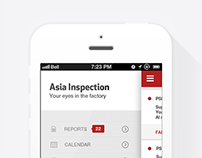 Asia Inspection | Managing product