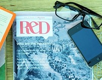 RED | Magazine Design