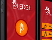 Pledge-App-design