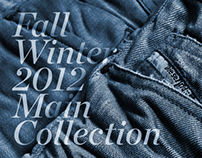 DIESEL Fall Winter MAIN 12 - Visual guidelines