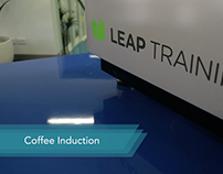 Leap Coffee Induction
