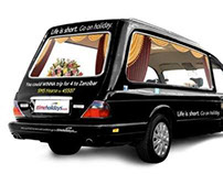 1Time Holdays Hearse
