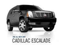 Cadillac Escalade Microsite