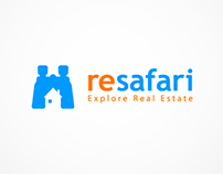 Logo design: Resafari