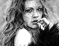 Drawing : Girls