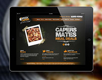 Pizza Capers Singapore