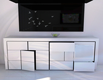 FOLDING KITCHEN