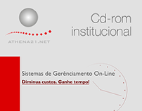 Cd - Multmídia Institucional Athena21