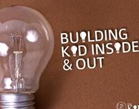 The Kid's Agency Branding