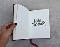 NADA PENSADO / del papel a la encuadernación.-