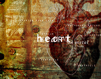 art work // heart