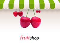Fruit Shop (PSD)