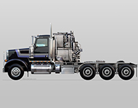 Stock Commercial Vehicles, truck cabs.