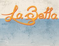 La Bella Cafe Identity