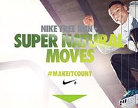 Nike #MAKEITCOUNT Phase II Digital Facebook