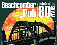 Beachcomber Pub 80th Anniversary