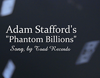 Adam Stafford - Phantom Billions