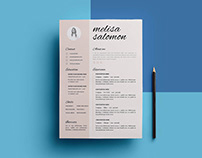 Free Resume Template for Any Job Opportunity