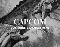 Capcom : Community management