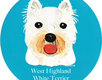 012 | West Highland White Terrier