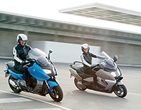 BMW C600 Sport and C650 GT – 2012