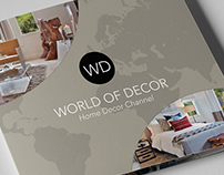 World of Decor TV - Brochure