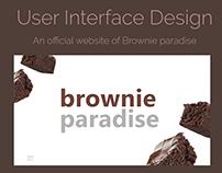 Minimalistic | UI/UX design | Web UI | Brownie |