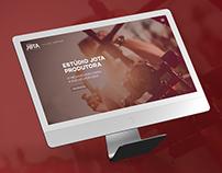 Estúdio Jota Produtora | Responsive Web Site Design