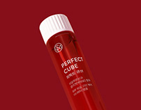 CUME ME PERFECT CUBE Packaging