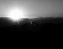 Infrared Death Valley