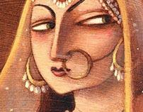 Mughal Woman