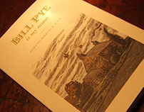 Bill Pye- Poetry Book