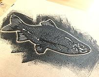 CRAFT : Linoprint