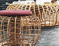 Cane-line Rattan Nest