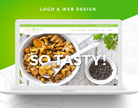 Logo and website design
