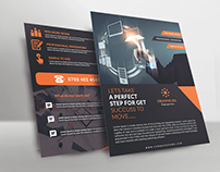 Corporate Flyer (Two sided)